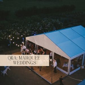 Marquee Weddings – What You Need To Know And What Some People Won't Tell You!