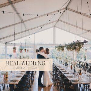 Meredith & Guy in Hello May | Merribee House Wedding Hire