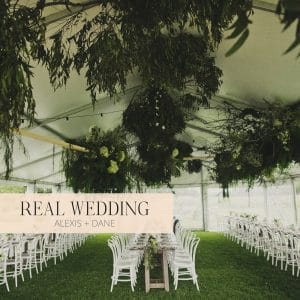 Alexis & Dane's Merribee Wedding in Hello May | Nowra Wedding Hire