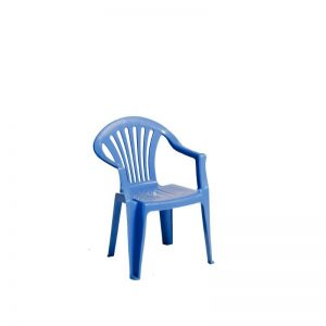 Kids Chair Blue