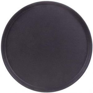 Non Slip Drink Tray Black