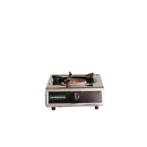 Single Gas Burner inc 4.5kg gas bottle