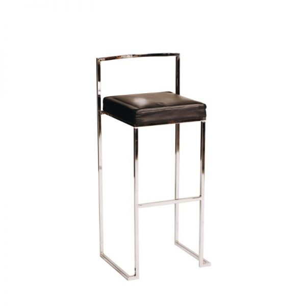 slim-bar-stool-hire-black-south-coast
