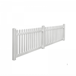 White Picket Fence 2m section