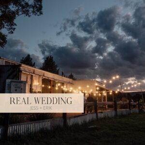 Jess & Erik in Hello May | Kangaroo Valley Wedding Hire