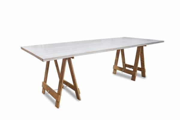 Whitewash-Timber-Table-hire-south-coast
