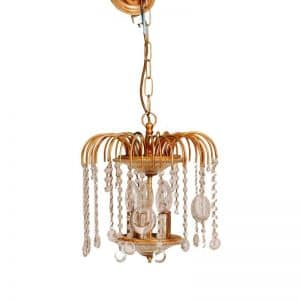 Vintage Chandelier Small