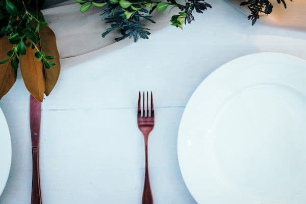 rose-gold-cutlery-hire-south-coast-3