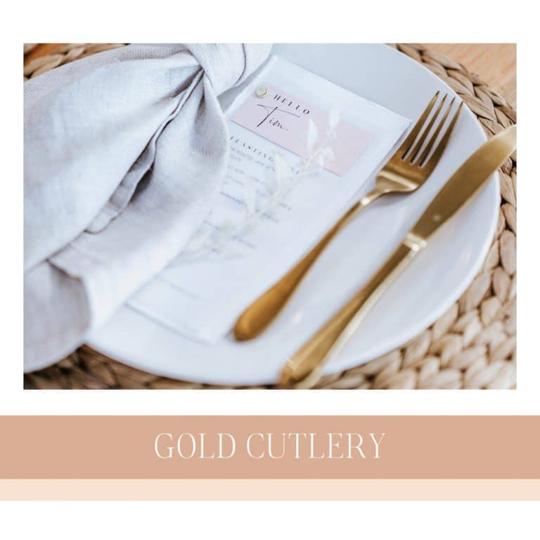 When All That Glitters Is Gold | Party Hire South Coast