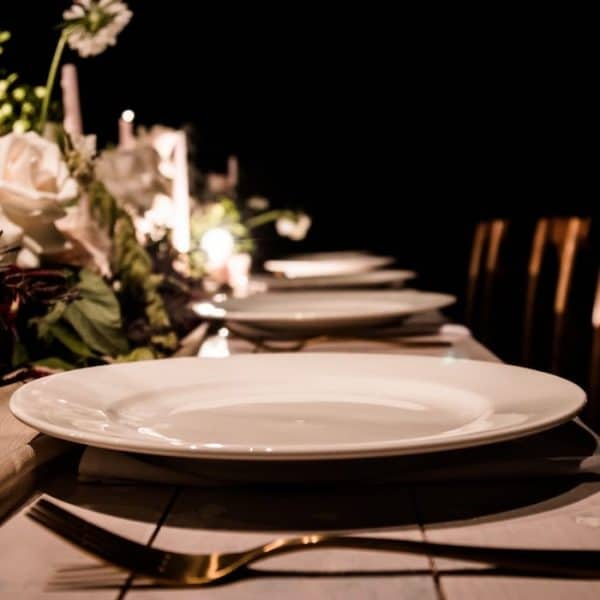 Crockery hire Canberra and Southern Highlands