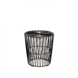 ZED Side Table Black