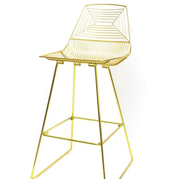 gold-stool-hire-south-coast-party-hire
