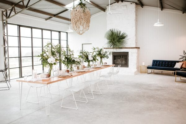 hunter-dining-table-white-hire-south-coast