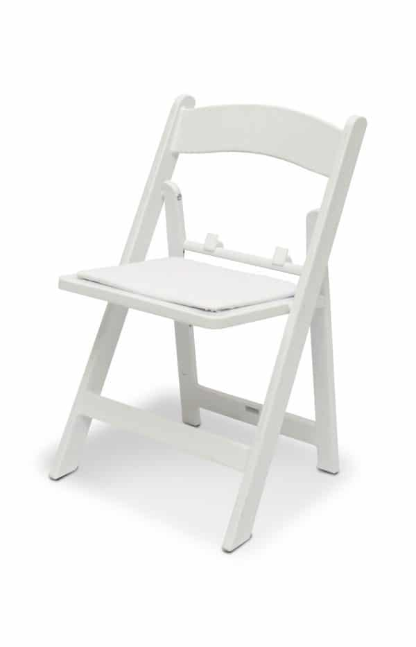 kids-white-folding-chair-hire-south-coast-party-hire