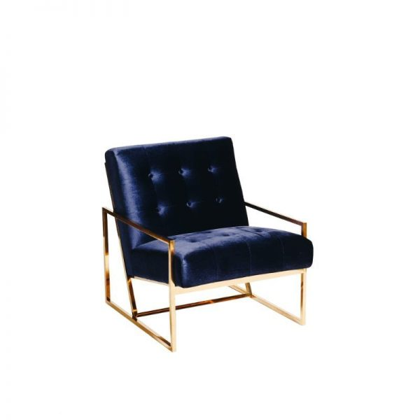 navy-armchair-lounge-hire-south-coast