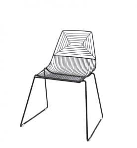 zed-wire-chair-hire-black-south-coast-party-hire