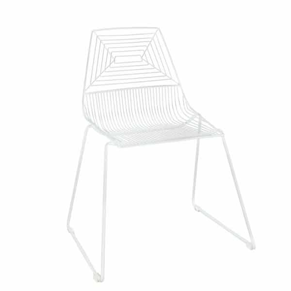 zed-wire-chair-hire-white-south-coast-southern-highlands-sydney