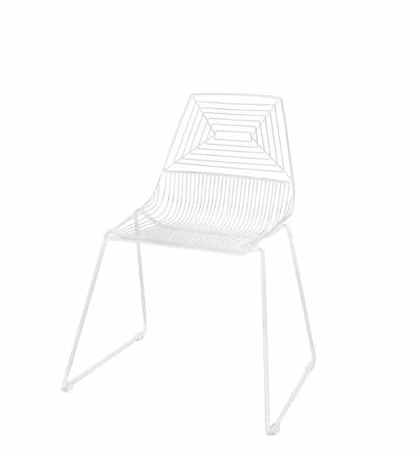 zed-wire-chair-white-hire-south-coast-party-hire