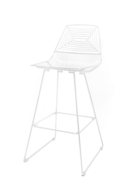 zed-wire-stool-hire-white-south-coast-party-hire
