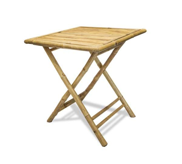 Bamboo-table-hire-south-coast-party-hire