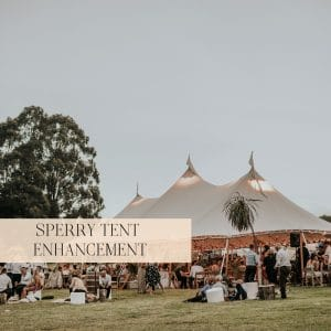 Sperry Tent Elegance – Be Inspired by Outdoor Decor