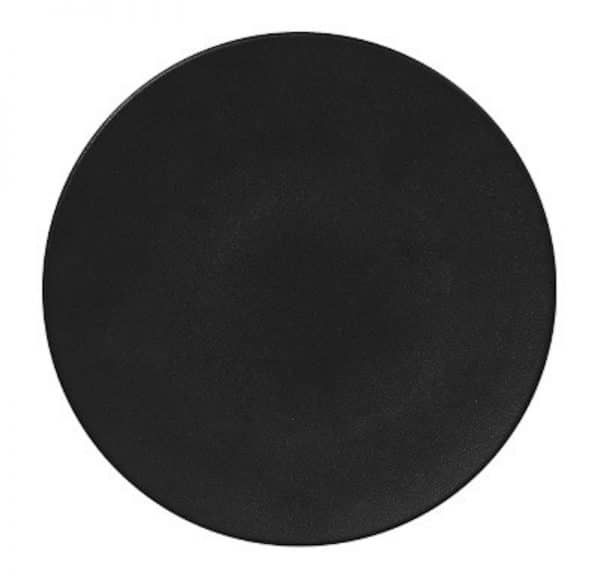 black-plate-240mm-south-coast-party-hire