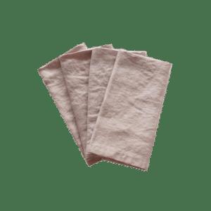 Linen Napkin Blush