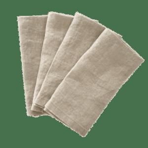 Linen Napkin Natural