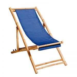 Deck Chair Blue