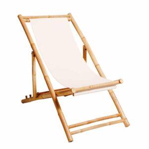 Deck Chair White