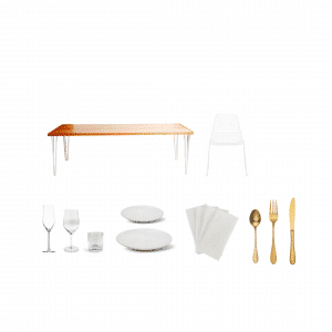 Pure Elegance Dining Package