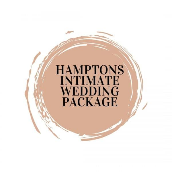 hamptons-elopement-package-south-coast