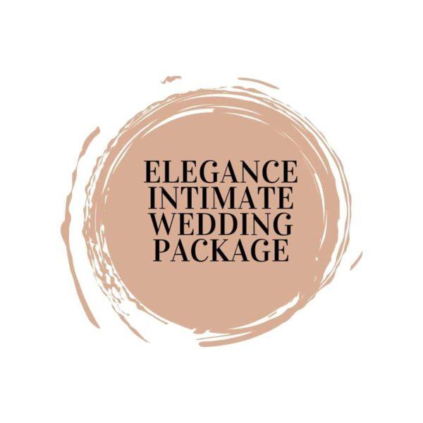 elegance-intimate-wedding-package-south-coast
