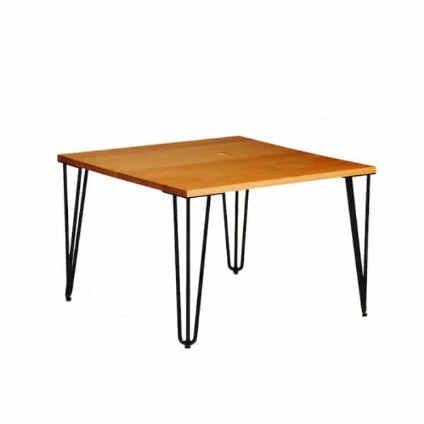 hairpin-black-timber-coffee-table-hire-south-coast