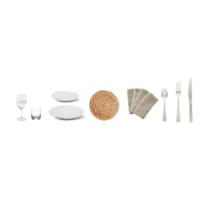 Coastal Tableware Package