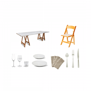 Whimsical Charm Dining Package