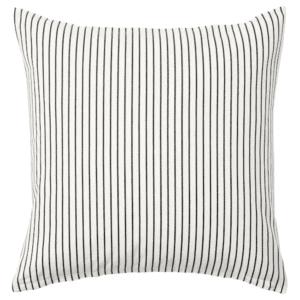 Black & White Linen Cushion