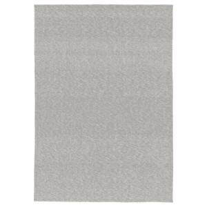 Flatwoven Soft Rug Grey/White